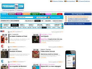 Programme-tv .com