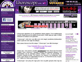 L'horoscope .com