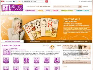 L'astrologie sur RTL