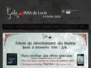 Le Gala de l'INSA de Lyon