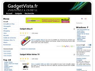 Gadget Vista