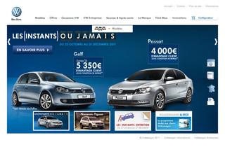 Concessionnaires Volkswagen