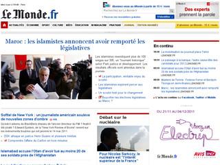 Le Monde .fr
