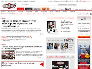 Libération .fr