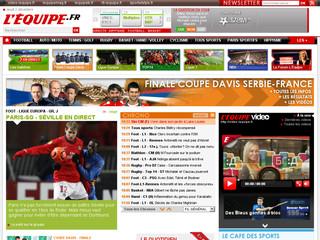 L'Equipe .fr