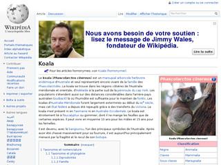 Koala - Wikipédia