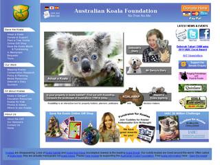 Fondation koala Australie