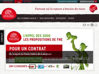 France Nature Environnement