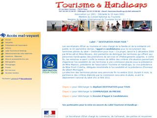 Tourisme Handicaps
