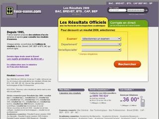 France examen