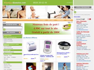 Boutique bien être .com