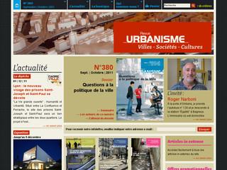Revue Urbanisme