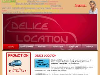 Delice Location