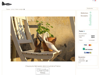 Chaussures Olanthe