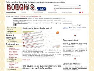 Bougies .info