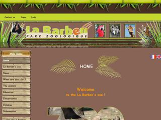 Parc Zoologique de la Barben