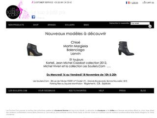 Les souliers .com