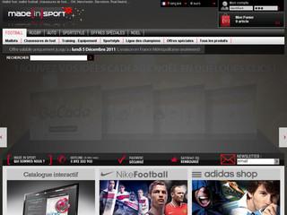 Made in sport .com