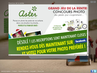 Aster Chaussures .com
