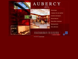 Aubercy Bottier à Paris depuis 1935