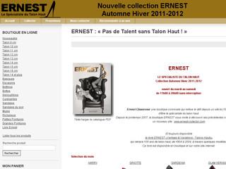Ernest Chausseur .com