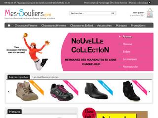 Mes Souliers .com