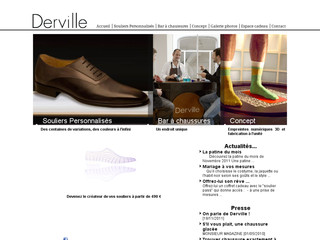 Derville chaussures