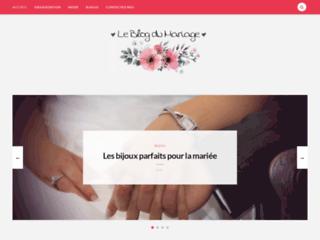 Le Blog du Mariage