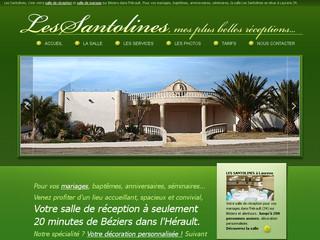 Les Santolines