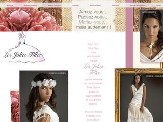 Robes de Mariée Les jolies filles