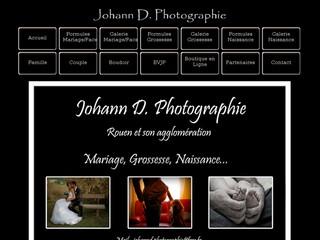 Johann D. Photographie