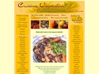 Cuisinez végétalien