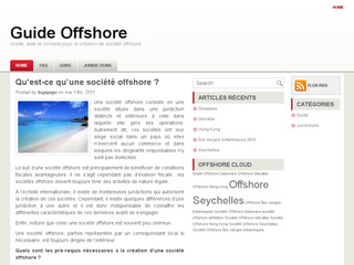 Guide Offshore