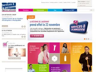 Agence nationale des services à la personne