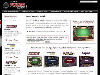 Jouez au poker gratuit