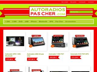 Autoradio pas Cher