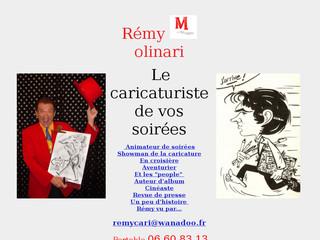 Rémy Caricatures