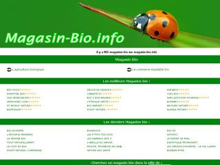 Magasin Bio