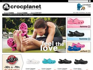 Crocs Planet