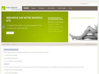 Orthopedie Meyrignac