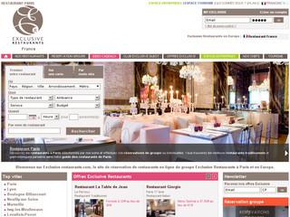 Exclusive Restaurants