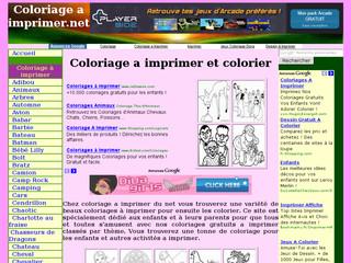 Coloriage a imprimer
